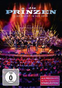 Cover Die Prinzen - Eine Nacht in der Oper [DVD]
